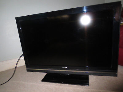 "Sony Bravia TV 37"" inch 1080p digital LCD colour flat screen TV KDL-37W5500"