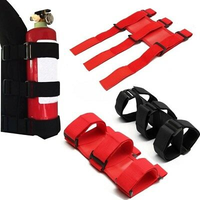 1* Car Fire Extinguisher Fixing Holder Belt For Automobile Jeep Wrangler Quality