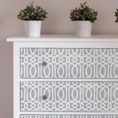 MOROCCAN TRELLIS Furniture Wall Floor Stencil for Painting