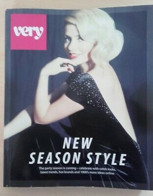 Very Winter Update Mail Order Catalogue  Book  2012