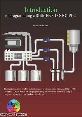 Introduction to programming a SIEMENS LOGO PLC , LOGO Soft Comfort , logo TD