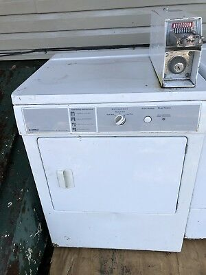 Commercial Dryer And Washer  Coin- Operated.