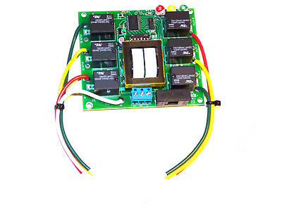 Traffic Light Controller &  Sequencer  6 Lite  Sl-3014 120 V., Sl-3015 240 V.