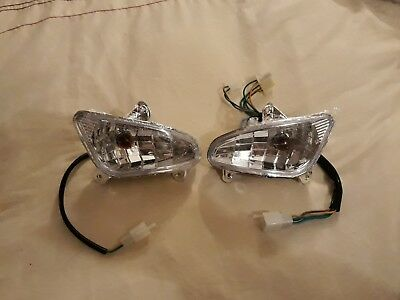 Sinnis Strada 50/125 Zn125T-30A Rear Indicators Left And Right (Pair).