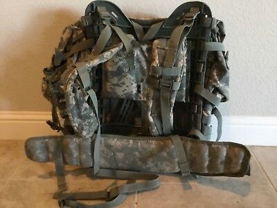 US Backpack with Frame Army Military Surplus Survival Large Digital Camo MOLLE
