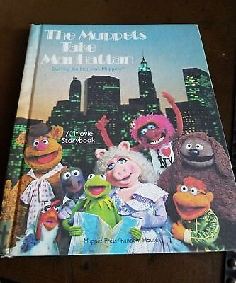 The Muppets Take Manhattan A Movie Storybook 1984