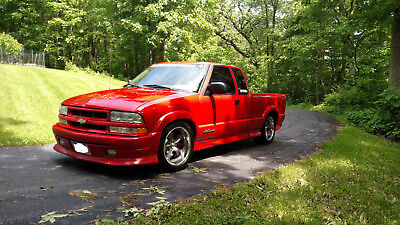 1999 Chevrolet S-10 Xtreme 1999 S10 Extended Cab Pickup 5.3 LS V8 Engine Swap.  No Reserve!!