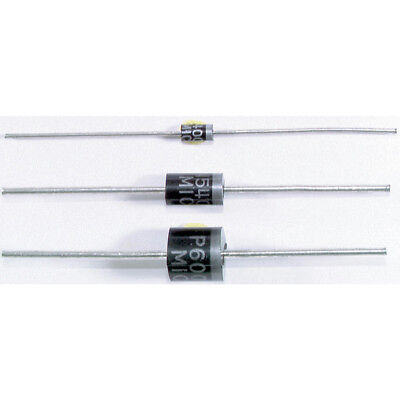 NEW 1N4004 1A 400V Diode - Pack of 4 ZR1004