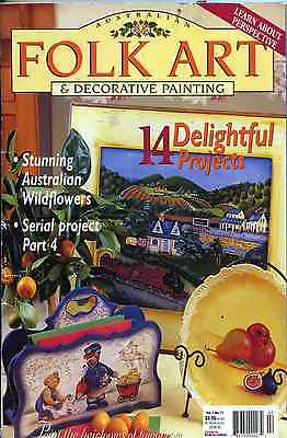 Magazine -   Fine Art & Decorative Painting Vol.7 No.11