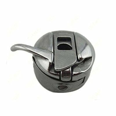 5X(Durable domestic sewing machine metal bobbin case for Brother Y4P3)