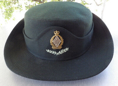 Vintage WRAAC Hat & Badge