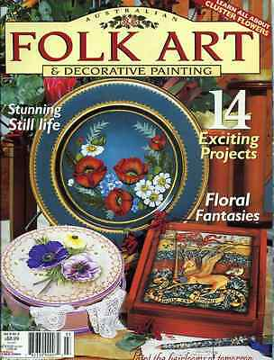 Magazine -   Fine Art & Decorative Painting Vol.8 No.9