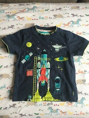 Baby Boys Toddler Ted Baker T Shirt 2-3years