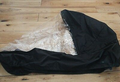 Quinny Raincover for Foldable Carrycot