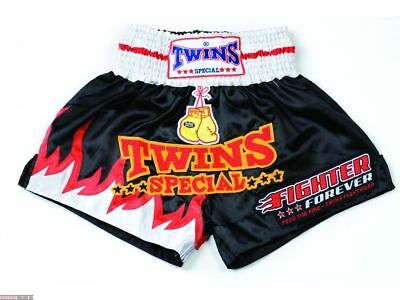 Twins Special Muay Thai Shorts Trunks TTBL 004 50% Off Clearance Sale
