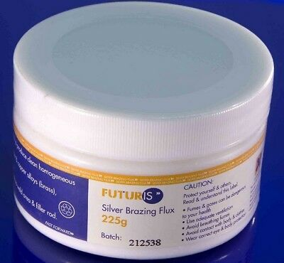 Silver Solder Paste Flux 225g Soldering Silver Brazing Jewelry Metals Repair