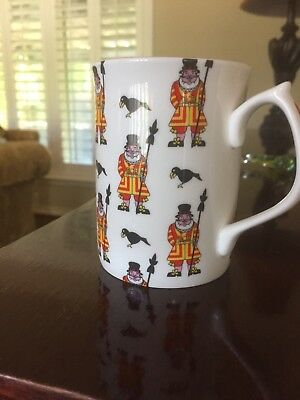 Beefeater Tower of London Coffee Cup.