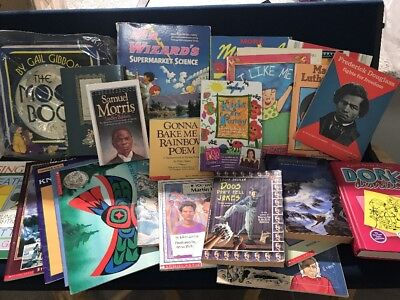 Lot Of 28 Children & Young Adults Books