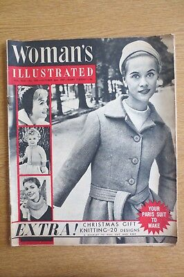 Vintage Woman's Illustrated Magazine October 26th 1957