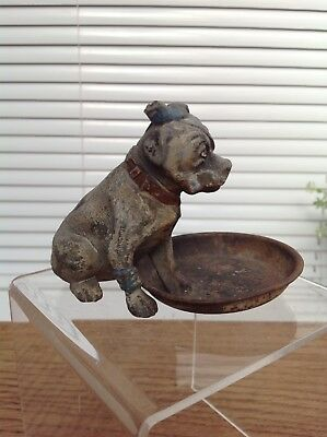 Vintage Cold Painted Dog Austria
