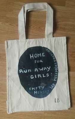 NEW Louise Bourgeois Home For Runaway Girls Tote BAG Art Edition