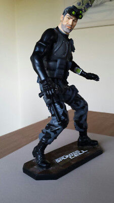 Splinter Cell Sam Fisher Muckle Mannequis Figur RESIN STATUE NO Nintendo SEGA