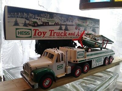 2002 Hess Truck And Airplane