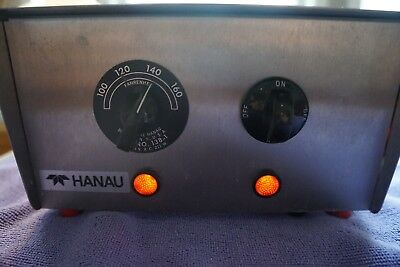 Teledyne Model 138-1 Hanau Water Bath with Thermometer Thermal Heater