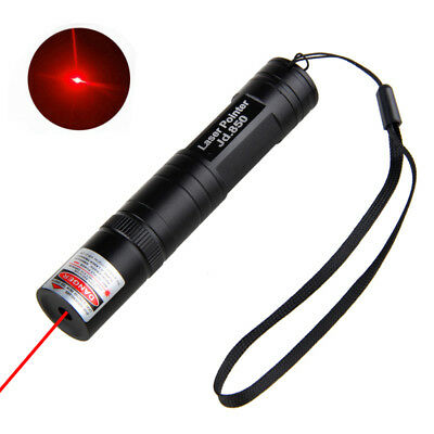 Red Laser Pointer Pen 1mw 650nm Lazer Light Beam Burning Ray Military Power