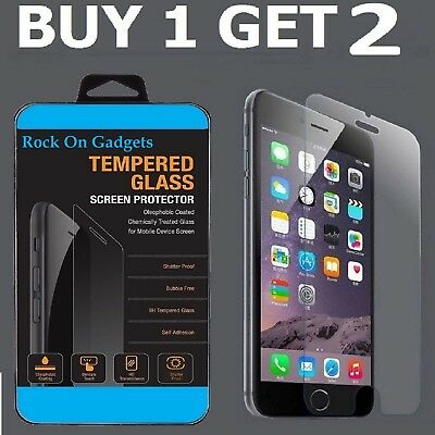 For Apple IPhone 7 Plus - 100% Tempered Glass Film Screen Protector New