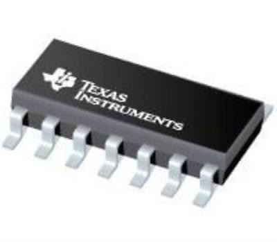 10PK Operational Amplifiers - Op Amps Quad with 2kV ESD Protection