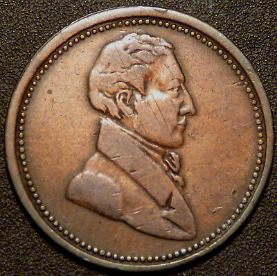 Canada  Lower Canada Commercial Change Token LC-59B2 BR1007  #170083