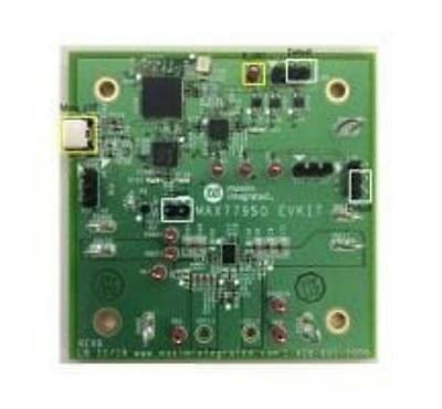 Power Management IC Development Tools EVKIT for MAX77950