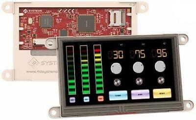"Display Modules 4.3"" gen4 LCD pack for Arduino gen4-IB"