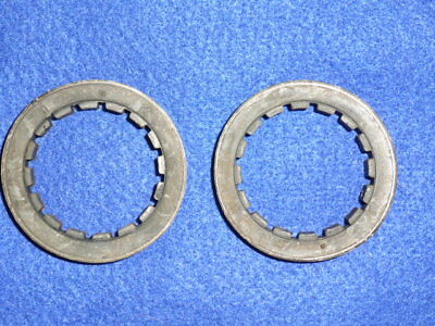 New lot of 2 GE General Electric or Marathon Rubber Cushion Motor Mounts