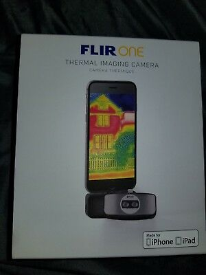 Flir One 2nd Gen Thermal Imaging Camera Attachment for iOS Devices (Apple)