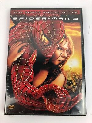 Spider-Man 2 (Full Screen Special Edition) Fast Free Shipping