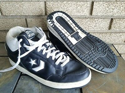 203c7af9de1c CONVERSE Weapon Larry Bird Black and White Basketball Shoes Vintage Kicks  11.5