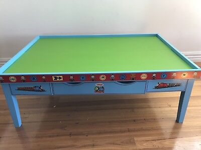Thomas The Tank Engine Wooden Play Table