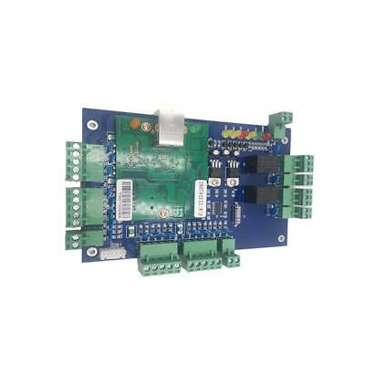 Wiegand TCP/IP Network Entry Access Control Board Controller Panel+CD