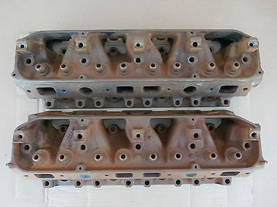 Dodge/plymouth 440/383 Cylinder Heads 2843906 Pair 906 Gtx R/t 1968-1969-1970