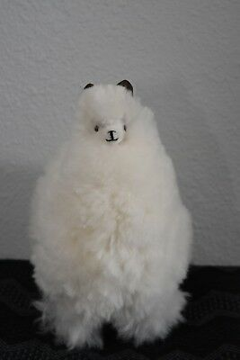 "NEW Alpaca fur Llama/Alpaca Imported from Peru 12""H by 10""L"