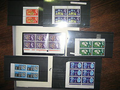 Collection Pre Decimal Stamps With Flaws Mistakes Error Stamps Mnh Cat £210
