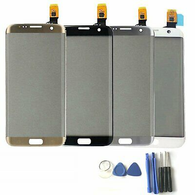 Touch Screen Digitizer Display Glass + Tools For Samsung Galaxy S6 S7 Edge G935