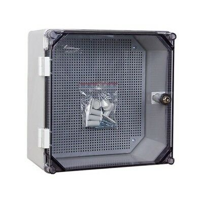 Control Box with Lock uni-0/T IP65 Industrial Box 43.00 E-P 5894