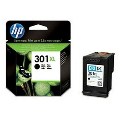 Cartuccia Inchiostro Hp 301Xl Nero Ch563Ee