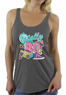 6af5f2aa13a14 80S TANK TOP 80s Costumes for Women Love the 80s Racerback Tank 80s ...