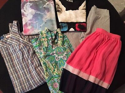 Girl's Clothing Lot Size 14 Justice, American Girl, & more EUC