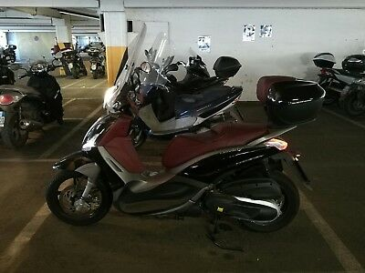 beverly 350 sport touring