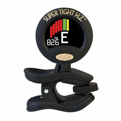 Snark ST-8HZ Super Tight Clip-On Guitar Tuner with Hertz Tuning